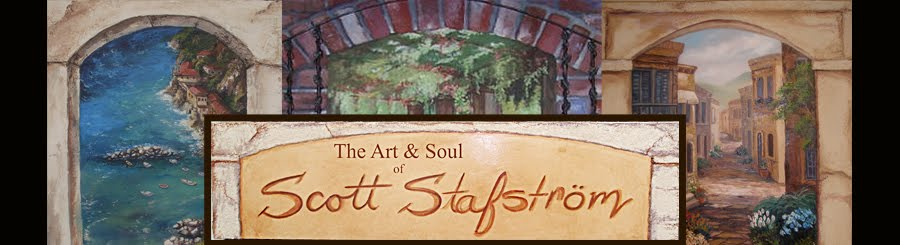 The Art & Soul of Scott Stafstrom