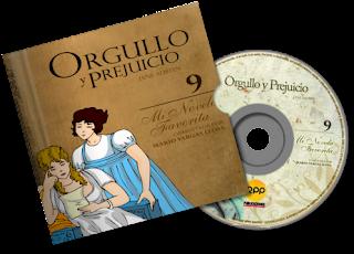 Audiolibro - Orgullo y Prejuicio