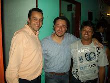 Visita do amigo João Cury Prefeito de Botucatu