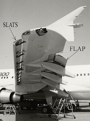 Flaps y slats