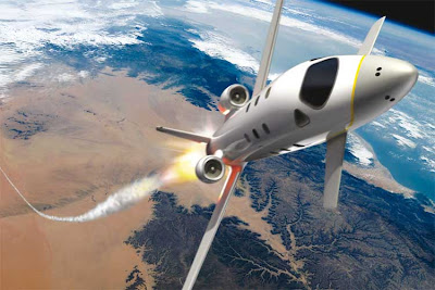 La nave espacial suborbital de EADS Astrium