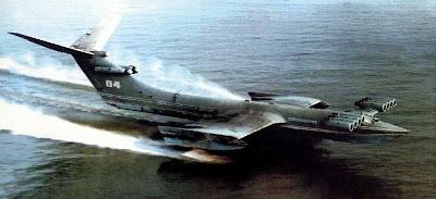 KM Caspian Sea Monster
