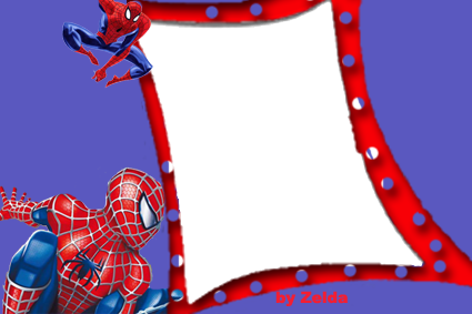 Invitation Spiderman as great invitations design