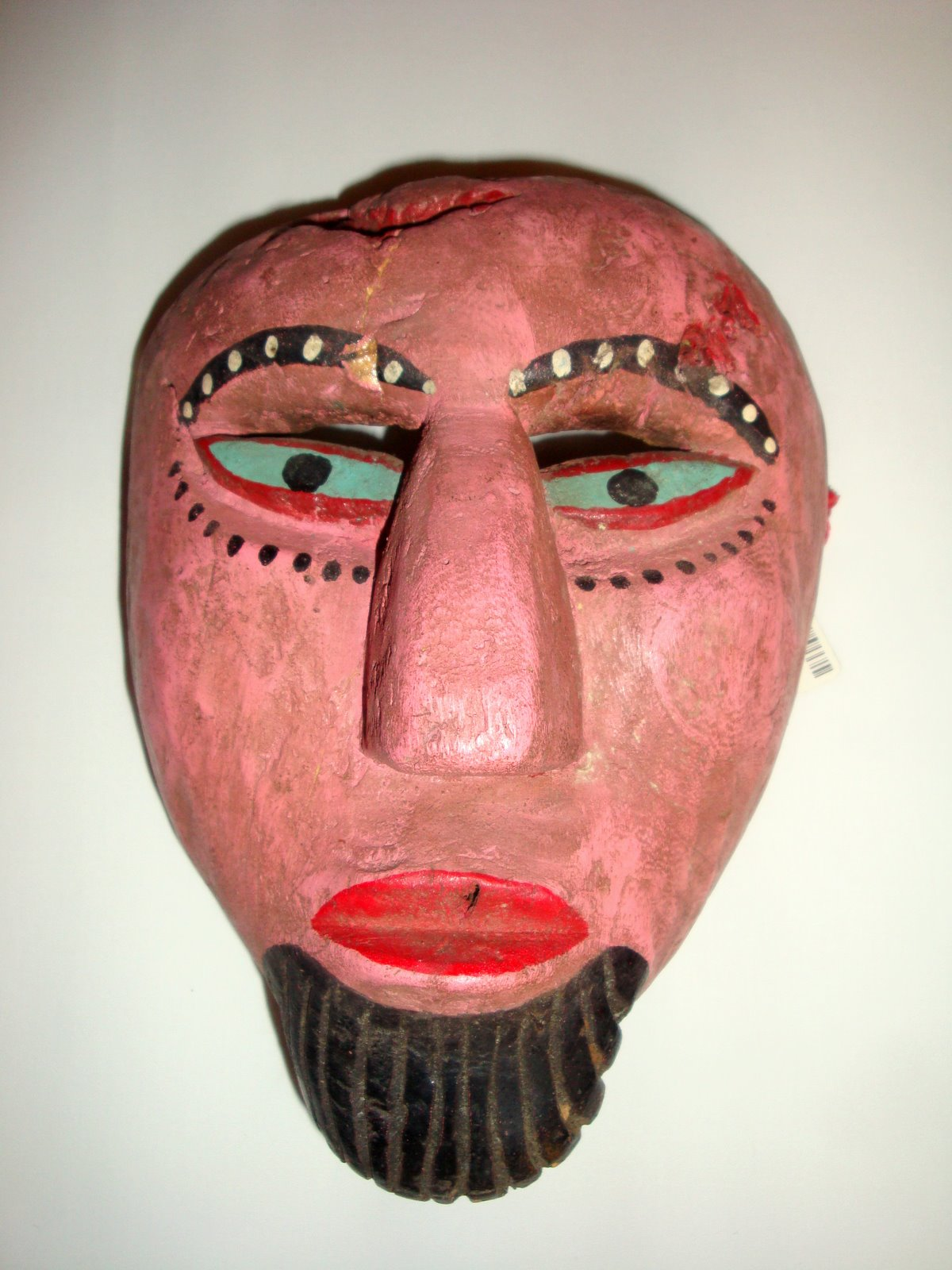 Mascaras latinoamericanas: julio 2010
