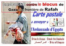 Campagne contre le Blocus