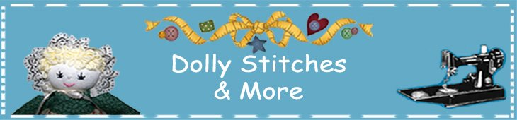 Dolly Stitches And More