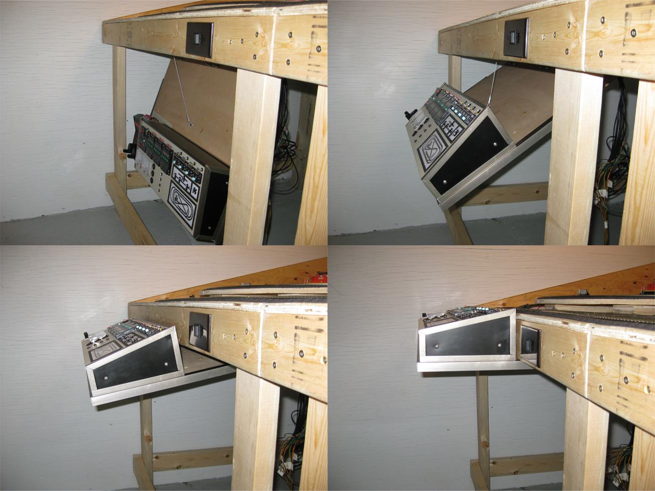 ty u0026 39 s model railroad  control panel winch system