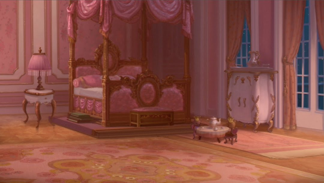 Animation Backgrounds: THE PRINCESS AND THE FROG (2009)