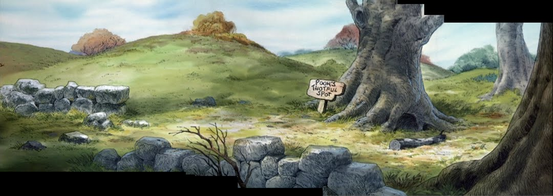 Animation backgrounds the many adventures of winnie the pooh animation backgrounds the many adventures of winnie the pooh part two voltagebd Gallery