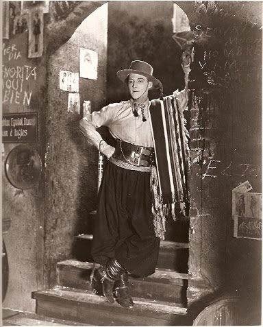 Rudolph Valentino Collectibles: Photos from The Four ...
