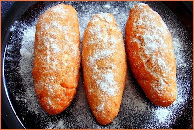 Aroma!: Jamaican Festival (Fried Bread)