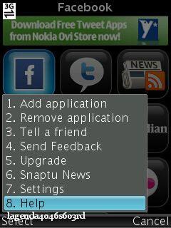 Screenshot0112 Snaptu v1.2.5 Facebook,Twitter,Picasa,Livescore,RSS R
