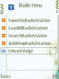 Nokia%40lagenda0033 iRadio v1.0 J2ME  online radio