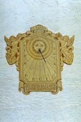Rellotge de sol del Mas Farell de la Muntanya