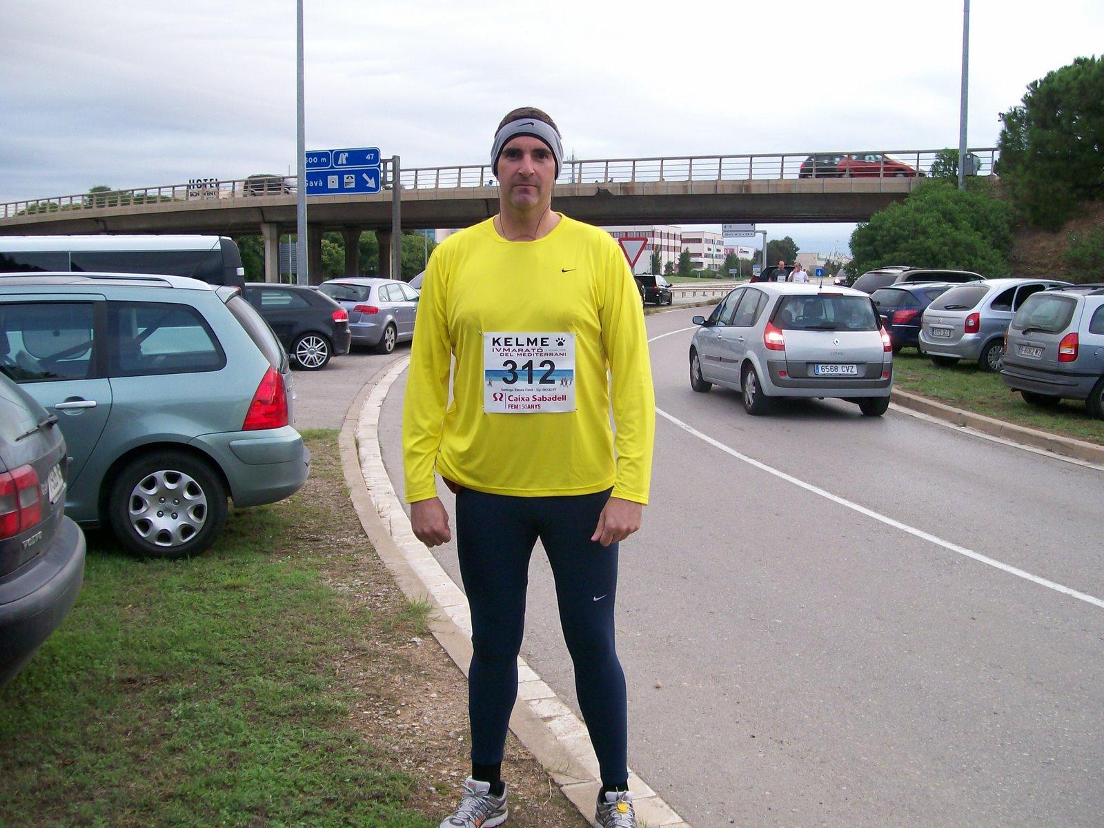 2008. Santi Ramos i Farell ... un Farell maratonià !