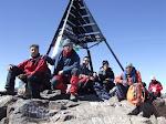 2008. CiM al Djebel TOUBKAL 4.167m  (ATLES)