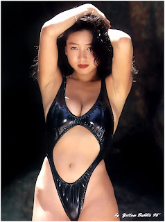 Fumie Hosokawa - Japanese actress, singger and model - Japanese Bikini Model