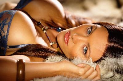 Aliya Wolf - Miss Playboy Playmate February 2004
