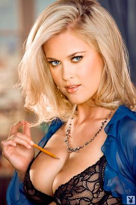 Juliette Frette in Lingerie - Miss Playboy Playmate June 2008