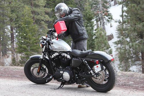 Harley Davidson Sportster 48. praise Harley Davidson for
