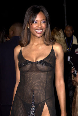 Aisha Tyler @ 2006 NAACP Image Awards