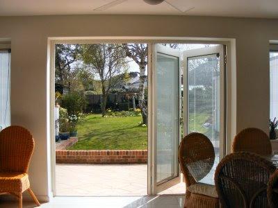 SunSeeker Bifolding Doors