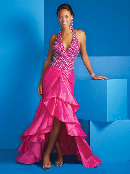 Ultimos modelos de vestidos elegantes