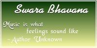 Swara Bhavana