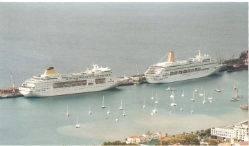 Meeting of ARCADIA of 1989 and ORIANA in Funchal