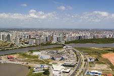 Aracaju, uma das sete maravilhas de Sergipe