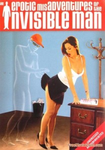 Watch erotic invisible man