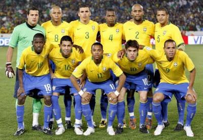 Los 32 equipos que iran al mundial Brasil