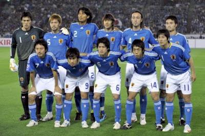 Los 32 equipos que iran al mundial Japon
