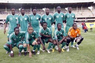 Los 32 equipos que iran al mundial Nigeria