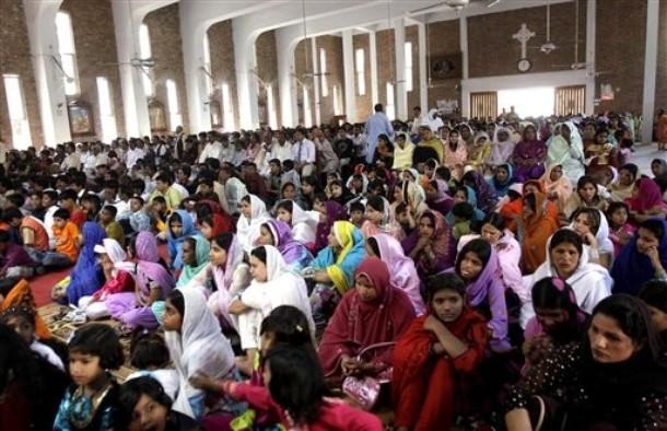 Pakistani Punjabi Christians