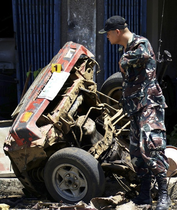 Islamization Watch: Roadside bombing in Philippines kills Marine ...