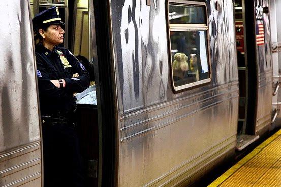new york city subway system. new york city subway system.