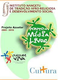 Projeto Azuelar, premiado no Edital Ponto de Mídia Livre/ MinC 2009