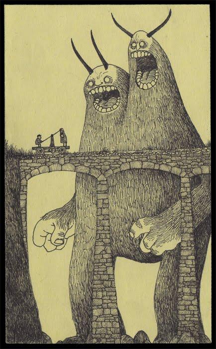 """Kacey Schwartz: Not So """"Spooky"""" Monsters"""