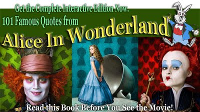Read All Alice In Wonderland Books Here!