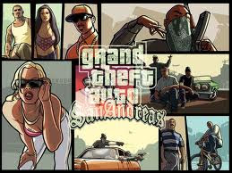 Password (Cheats) GTA San Andreas PS2