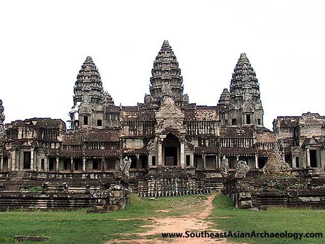 Angkor Wat: អង្គរវត្ត