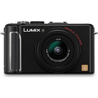 Buy Cheap Lumix - Panasonic DMC-LX3 10.1MP Digital Camera with 24mm Wide Angle MEGA Optical Image Stabilized Zoom (Black)