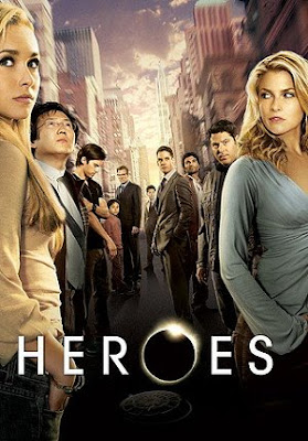 1 Heroes 2ª Temporada Completa  AVI XviD DVDRIP  Dual Audio