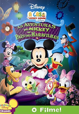 Baixar As Aventuras do Mickey no País das Maravilhas Download Grátis