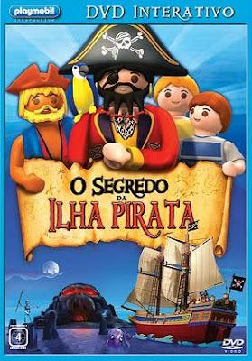 Baixar Filme Playmobil - O Segredo da Ilha Pirata - Dublado
