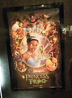 Disney's Princess and the Frog and Ultimate Disney Experience: a