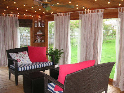 Curtains Ideas cold weather curtains : Curtains For Sunroom - Curtains Design Gallery