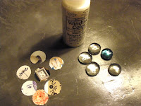 DIY how to make decorate glass push pins pushpins thumbtacks