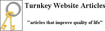 Turnkey Website Articles blog
